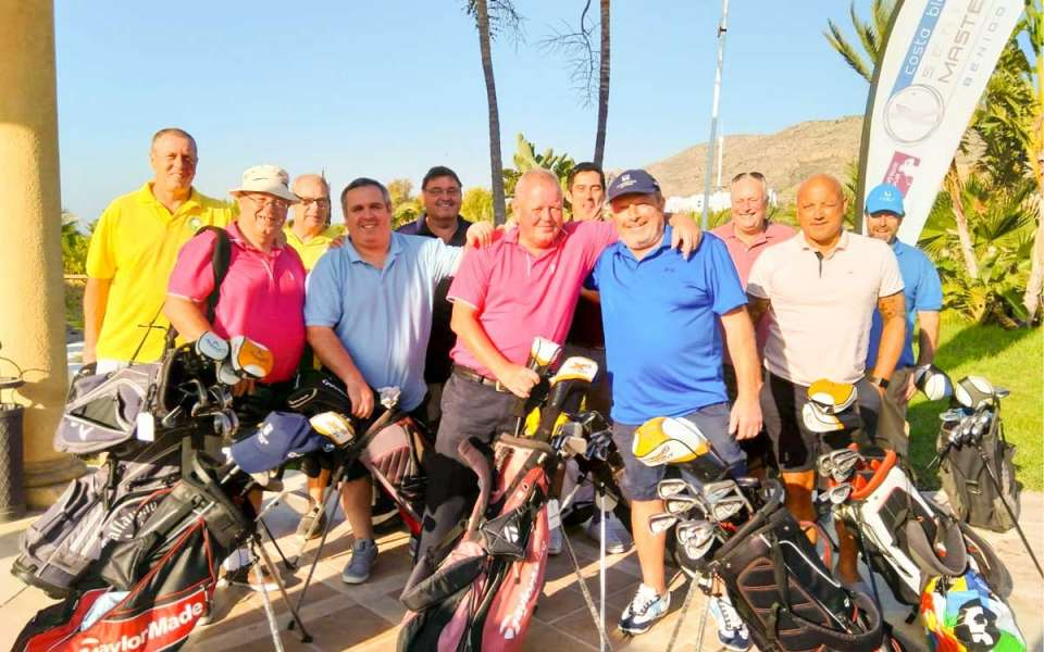 Golf-club-hire-groups-alicante-murcia-lamanga-spain
